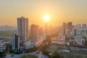 Sống tại trung tâm hành chính mới của Thủ đô: Sớm năng động, chiều bình yên!