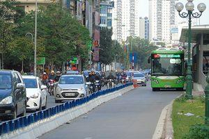 Hà Nội triển khai vé điện tử trên tuyến xe buýt nhanh từ 10-10