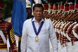 Tổng thống Duterte bất ngờ đề cập khả năng mắc bệnh ung thư