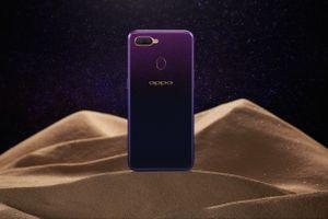 Oppo F9 màu tím lấy cảm hứng từ đâu?