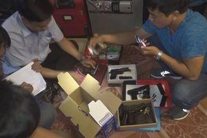 Mất 9 khẩu súng, Công an huyện Krông Bông bị xét kỷ luật