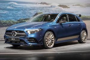 Hatchback hiệu suất cao Mercedes-AMG A35 2019 ra mắt