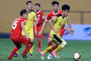 CLB Hà Nội B sẽ chuyển giao trước trận play-off