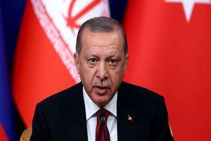 Thổ Nhĩ Kỳ đưa ra điều kiện để rút quân đội khỏi Syria