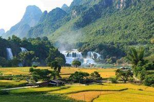 Cao Bằng tạm dừng tổ chức lễ hội du lịch thác Bản Giốc 2018