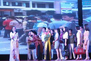 Chung khảo Hội thi tuyên truyền quy tắc ứng xử nơi công cộng ở Hà Nội