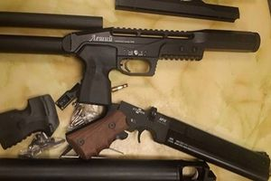 Để cán bộ trộm súng quân dụng, lãnh đạo công an huyện bị kỷ luật