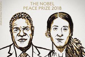 Bác sĩ phụ khoa đánh bật loạt ứng viên sáng giá, giành giải Nobel Hòa bình năm 2018