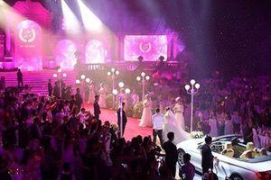 Chủ tịch HĐQT Công ty Cấp thoát nước Quảng Nam nói về đám cưới 'khủng' của con trai