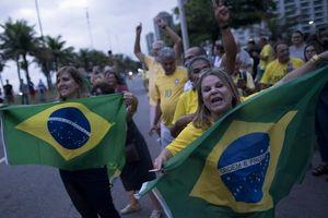 Cuộc bầu cử quyết định tương lai Brazil