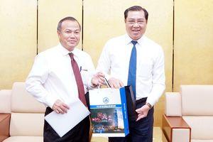 Thúc đẩy đầu tư Nhật Bản vào Đà Nẵng lên tầm cao mới