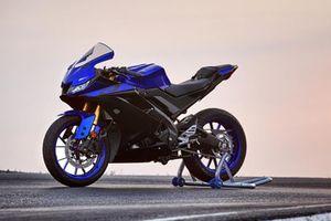 Xe môtô cỡ nhỏ, giá rẻ Yamaha YZF-R125 mới có gì hay?