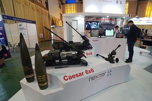 Cận cảnh dàn vũ khí hàng đầu Âu-Mỹ quy tụ tại Hà Nội