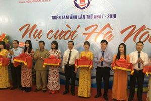 Triển lãm ảnh 'Nụ cười Hà Nội' lần thứ nhất- năm 2018