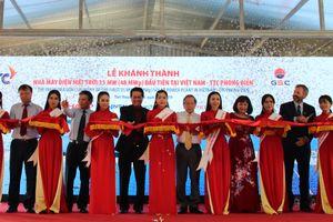 Thừa Thiên - Huế: Khánh thành nhà máy điện mặt trời có công suất lớn nhất Việt Nam