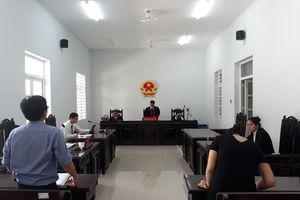Vụ Sở VH-TT-DL Ninh Thuận hầu tòa: Tuyên y án sơ thẩm