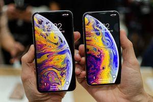 Thế hệ iPhone Xs đang bán tốt hơn loạt iPhone 2017