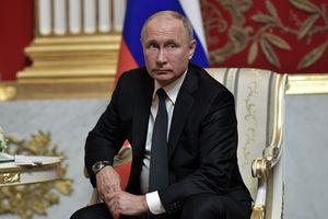 Tổng thống Putin gọi điệp viên Skripal là 'cặn bã'