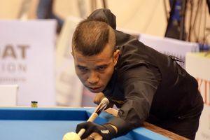 Billiards 3 băng Việt Nam thi đấu thăng hoa tại giải vô địch thế giới