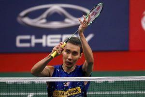 Huyền thoại cầu lông Lee Chong Wei chiến thắng bệnh ung thư