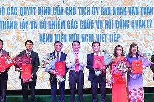 Hải Phòng: Thành lập Hội đồng quản lý bệnh viện Hữu nghị Việt Tiệp
