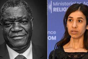 Nạn nhân tình dục của IS giành giải Nobel Hòa bình