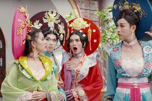 Phim cổ trang Việt: Đậm màu… giải trí