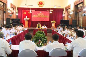 Hội nghị triển khai thí điểm hòa giải đối thoại tại 16 tỉnh, thành phố trực thuộc Trung ương