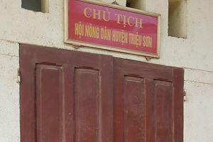 'Ăn' 800 triệu tiền phân bón, cựu Chủ tịch Hội nông dân huyện bị truy nã