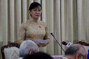 Lãnh đạo HĐND TP.HCM nghi ngờ con số 70% khiếu nại sai