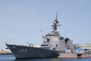 Khám phá sức mạnh tàu khu trục đẳng cấp nhất châu Á của Nhật Bản