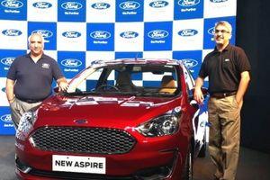 Ô tô sedan Ford 'siêu rẻ' chính thức trình làng, giá chỉ từ 176 triệu đồng