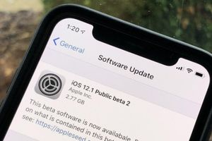 Táo khuyết xác nhận iPhone XS và XS Max đang dính lỗi