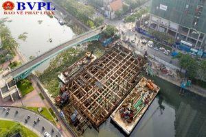 Lãnh đạo Chính phủ yêu cầu bảo đảm đúng tiến độ dự án chống ngập 10.000 tỷ đồng