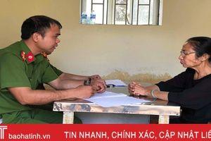 Những mánh khóe tinh vi của 'đệ nhất cao thủ' lừa đảo ở Hà Tĩnh