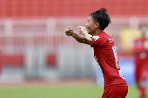 Hà Nội vô địch lượt về Giải bóng đá nữ VĐQG