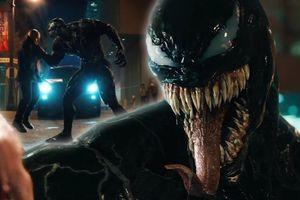 'Venom' – Tạo hình kinh dị nhưng hóa ra là phim hài
