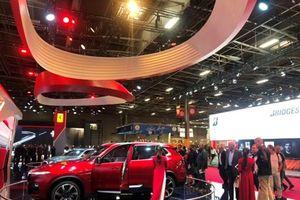 VinFast tiếp tục là tâm điểm của Paris Motor Show 2018