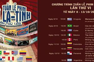 Giới thiệu 10 tác phẩm trong Tuần phim Mỹ Latinh tại Việt Nam