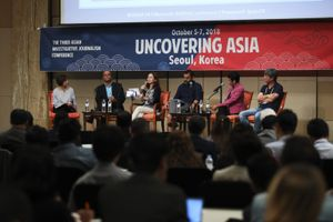 Hơn 400 nhà báo dự Hội nghị Báo chí điều tra châu Á tại Seoul