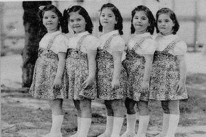 Cuộc đời bi kịch của những cô gái trong ca sinh 5 đầu tiên trên thế giới