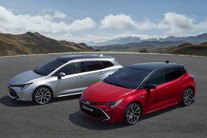 2019 Toyota Corolla hoàn toàn mới: Phiên bản kế nhiệm của Auris