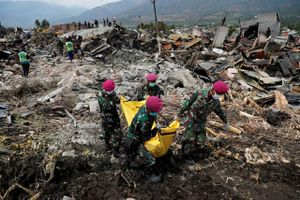 Động đất và sóng thần ở Indonesia: Cập nhật mới nhất về số người thiệt mạng