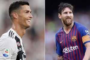 Top 10 chân sút vĩ đại nhất Champions League: Messi 'hít khói' Ronaldo