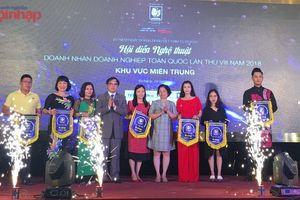Hội diễn nghệ thuật 'Doanh nhân - Doanh nghiệp toàn quốc' lần thứ VIII chào mừng ngày Doanh nhân Việt Nam