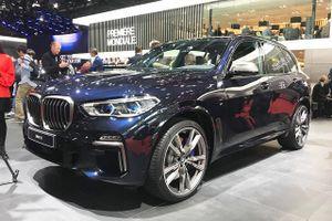 2019 BMW X5 hoàn toàn mới, sang trọng hơn