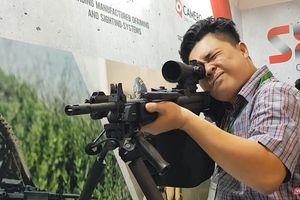 Chiêm ngưỡng dàn vũ khí tại Triển lãm Quốc tế về Quốc phòng - An ninh 2018