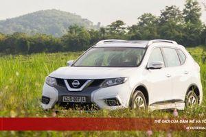 'Chinh phục' Tây Nguyên cùng Nissan X-Trail V-Series