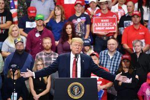 Ông Trump nói không 'ngán' so tài với ông Putin