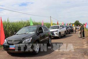 Chính thức nâng cấp cửa khẩu Phước Tân thành cửa khẩu chính